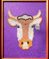 Beef all natural : pill mosaic / drug mosaic