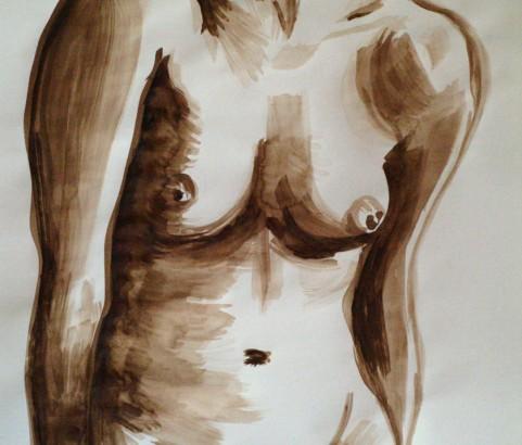 Nu#4 (Nude)