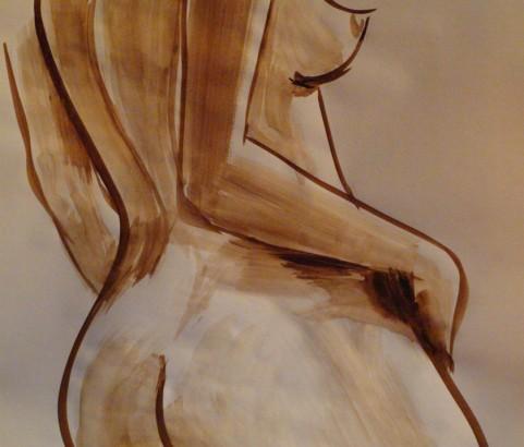 Nu#3 (Nude)